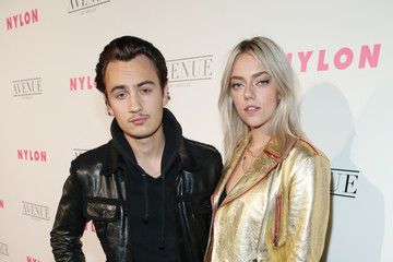 Pyper America Smith NYLON Young Hollywood Party At AVENUE Los Angeles