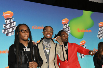 Quavo Nickelodeon's 2019 Kids' Choice Awards - Arrivals