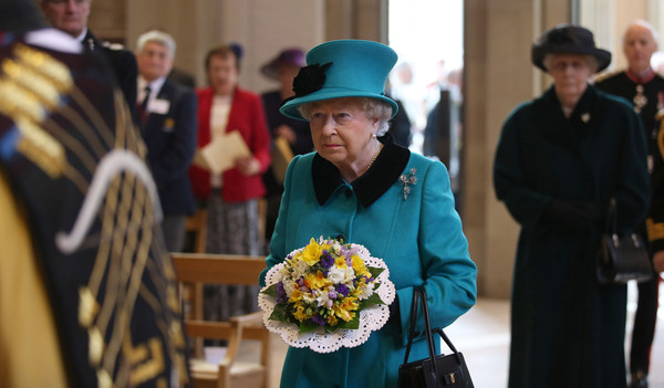 The Queen and Duke Of Edinburgh Will Attend The Royal Maundy Service