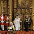 Kenneth Clarke Queen Elizabeth II Attends The State Opening Of Parliament
