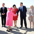 Robyn Baillieu Queen Elizabeth II And Duke of Edinburgh Visit Australia - Day 8