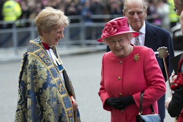 Queen Elizabeth II Commonwealth Observance at Westminster Abbey