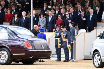 Queen Elizabeth II Prince Phillip Dedication and Unveiling of the Iraq and Afghanistan Memorial