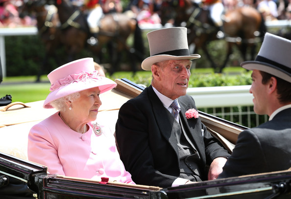 Racegoers Arrive For Day Two Of Royal Ascot