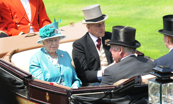 Royal Ascot - Day One