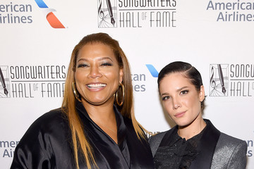 Queen Latifah Songwriters Hall Of Fame 50th Annual Induction And Awards Dinner - Backstage