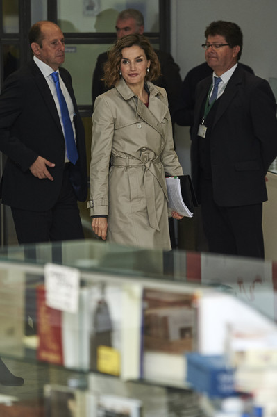 Queen Letizia of Spain Attends 'Spanish Cooperation 2030'