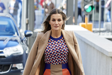 Queen Letizia of Spain Queen Letizia Of Spain Attends Mental Health's Day 2018 Institutional Act At Spanish Congress