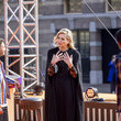 Queen Máxima The Dutch Royal Family Attends The Concert Of The Streamers AT the Royal Stables In The Hague