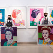 Queen Margrethe II Preparations Take Place At Christie's Ahead Of Online Sales - Photocall