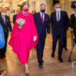 Queen Mathilde of Belgium Belgium Royal Family Attends The Preludium To The National Day Concert At The Bozar Palace For Fine Arts In Brussels