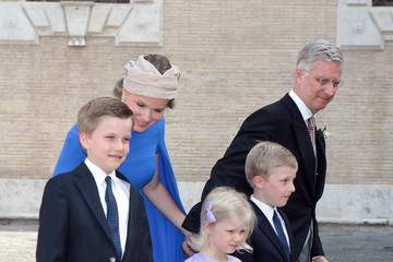 Queen Mathilde of Belgium Wedding Of Prince Amedeo Of Belgium And Elisabetta Maria Rosboch Von Wolkenstein
