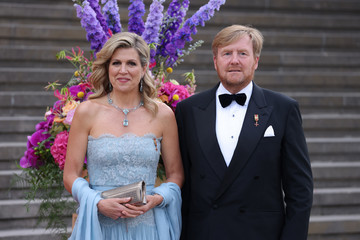 Queen Maxima King Willem-Alexander Of The Netherlands And Queen Maxima Visit Berlin - Day Two