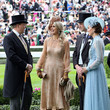 Queen Maxima Royal Ascot 2019 - Day One