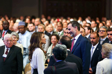 Queen Rania In Focus: The Royal Week