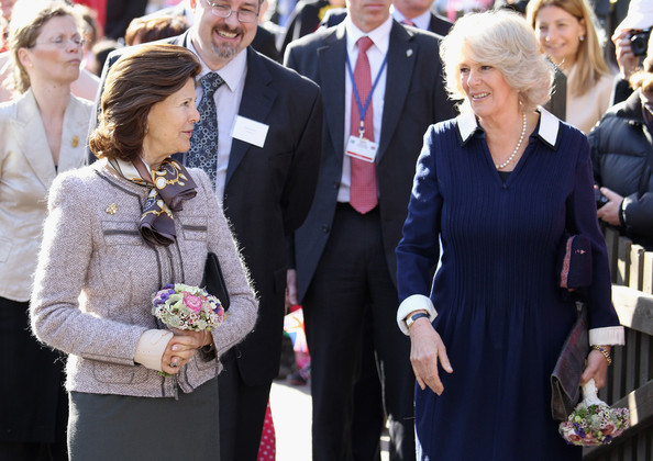 The Prince Of Wales And Duchess Of Cornwall Visit Sweden - Day Two