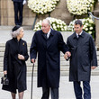 Queen Sofia Funeral Of Grand Duke Jean Of Luxembourg