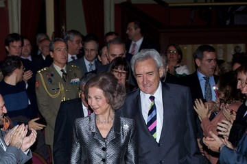 Queen Sofia Queen Sofia Attends 'Proyecto Hombre' Association 25th Anniversary