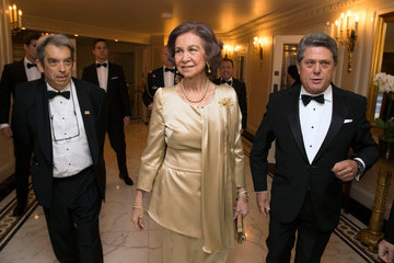 Queen Sofia Queen Sofia Attends British Spanish Society 100th Anniversary Gala