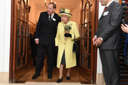 Queen Elizabeth II visits Goodenough College on December 1, 2016 in London, England. Goodenough College is the leading residential community for British and international postgraduate students studying in London.