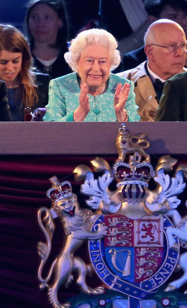 The Queens 90th Birthday Celebrations at Windsor - Final Night