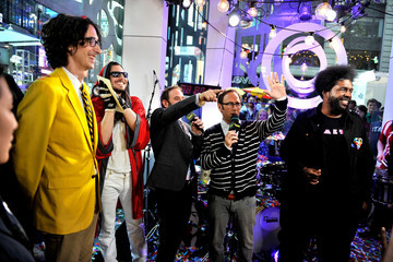 Questlove Andrew W.K Musicians Perform at the O Music Awards