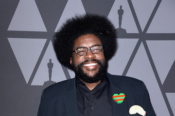 Questlove Academy of Motion Picture Arts and Sciences' 9th Annual Governors Awards - Arrivals