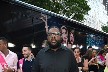 Questlove New York Premiere of Sony's ROUGH NIGHT Presented by SVEDKA Vodka