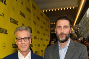 "Producers Brad Fuller and Andrew Form attend the ""A Quiet Place"" Premiere 2018 SXSW Conference and Festivals at Paramount Theatre on March 9, 2018 in Austin, Texas."