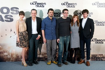 Quim Gutierrez 'Los Ultimos Dias' Madrid Photo Call