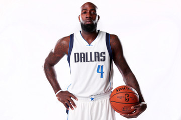 Quincy Acy Dallas Mavericks Media Day