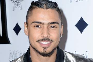 Quincy Brown MCM Rodeo Drive Store Grand Opening Event