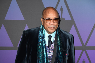Quincy Jones Academy Of Motion Picture Arts And Sciences' 10th Annual Governors Awards - Arrivals