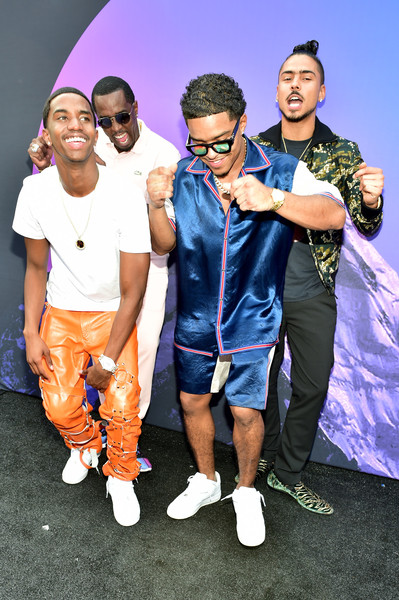 Revolt And AT&T Host Revolt 3-Day Summit In Atlanta – September 14 [social group,youth,fashion,eyewear,fun,photography,event,performance,cool,leisure,sean ``diddy combs,christian combs,justin combs,quincy,revolt,atlanta,georgia,at t,host revolt,at t summit]