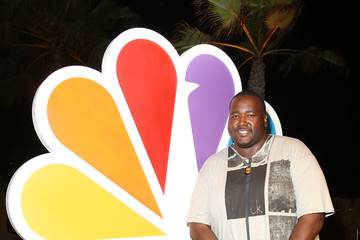 Quinton Aaron NBC Olympic Social Opening Ceremony