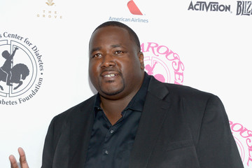 Quinton Aaron 2016 Carousel of Hope Ball - Arrivals