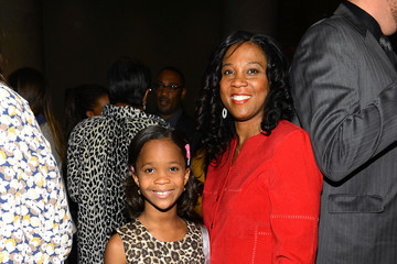 Photo of Quvenzhané Wallis & her Mother  Qulyndreia Wallis