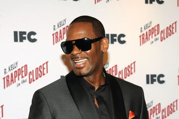 R. Kelly 'Trapped In The Closet' New York Screening