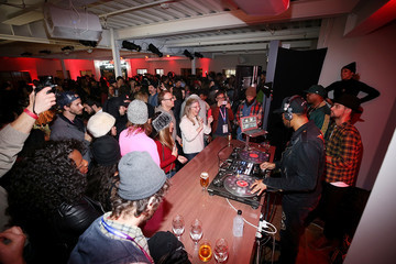 RZA New SHOWTIME Docuseries 'Wu-Tang Clan: Of Mics & Men' Celebrates At Stella's Film Lounge During The 2019 Sundance Film Festival