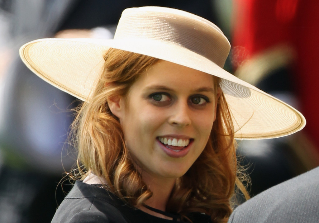 Princess beatrice of york hat