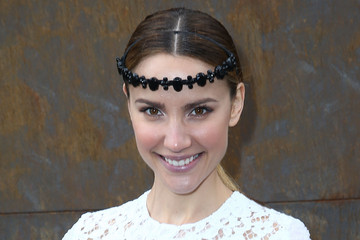 Rachael Finch Celebrities Attend Stakes Day