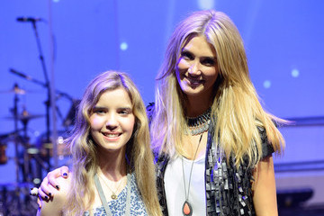 "Rachael Leahcar Delta Goodrem ""An Evening With Delta"" Tour Photo Call"