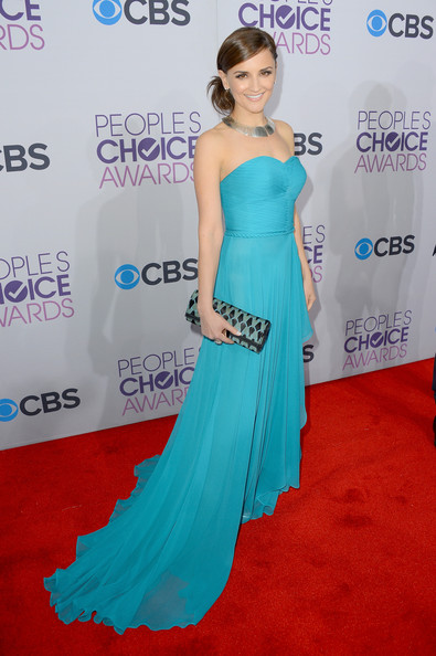 Rachael Leigh Cook - 39th Annual People's Choice Awards - Red Carpet