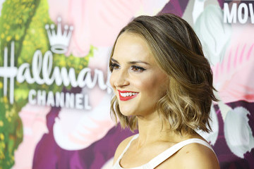 Rachael Leigh Cook Hallmark Channel and Hallmark Movies and Mysteries Winter 2018 TCA Press Tour - Arrivals