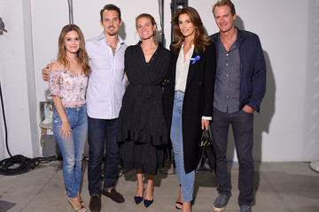 Rachel Bilson Brock Collection - Front Row - September 2017 - New York Fashion Week Presented By MADE