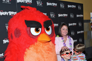 Rachel Dratch 'The Angry Birds Movie' New York Screening