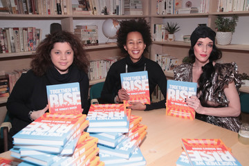 Rachel Goldstein The Women's March Organizers And Conde Nast Celebrate The Launch Of Book, 'Together We Rise'
