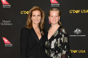 Rachel Griffiths 2018 G'Day USA Los Angeles Black Tie Gala - Arrivals