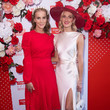 Rachel Griffiths Celebrities Attend Colgate Optic White Stakes Day