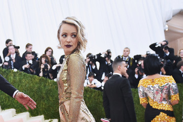 Rachel McAdams 'Manus x Machina: Fashion in an Age of Technology' Costume Institute Gala
